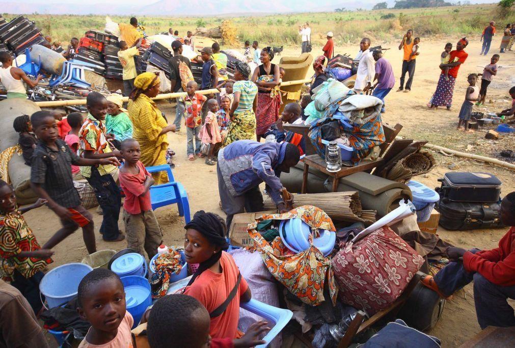 Angola cessou estatuto de refugiados a 4.166 cidadãos da Libéria, Ruanda e Serra Leoa