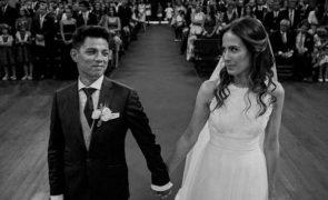 Vasco Palmeirim relata episódio caricato que aconteceu no casamento