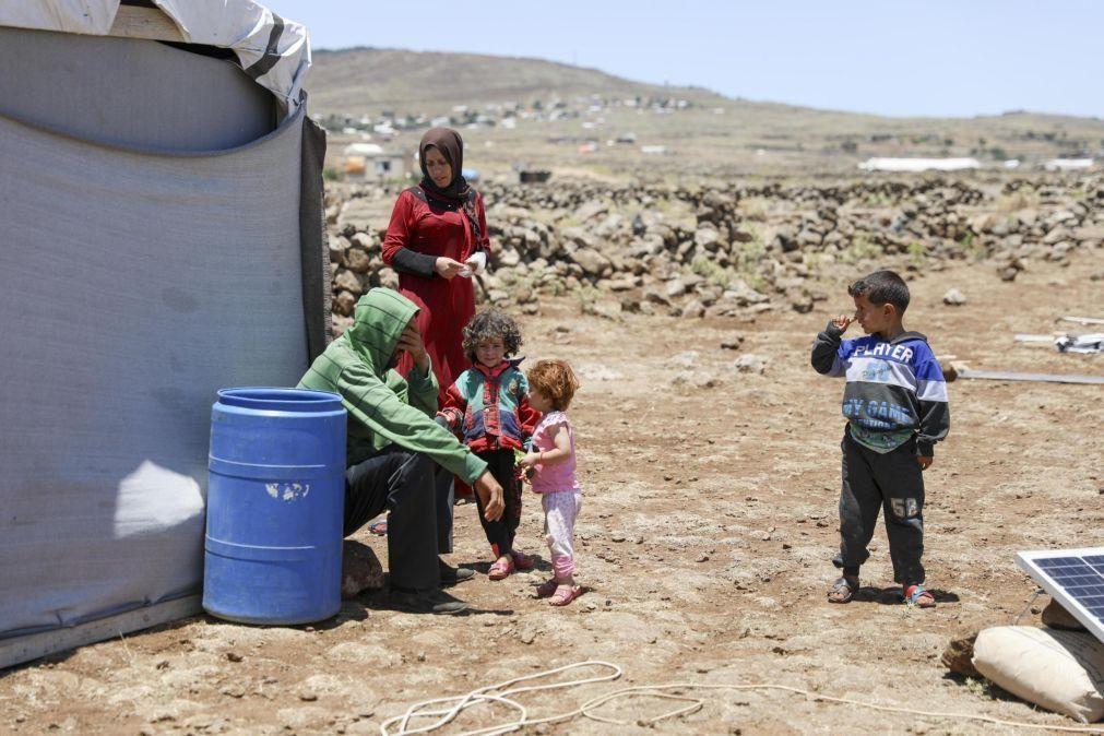 Mais de três milhões de pessoas em risco na Síria por falta de acesso a água
