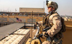 Afeganistão: Pentágono admite ter sobreestimado exército afegão