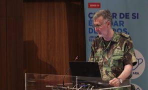Vice-Almirante Gouveia e Melo proposto para Chefe do Estado-Maior da Armada