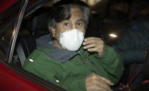 Justiça norte-americana autoriza extradição de ex-presidente peruano