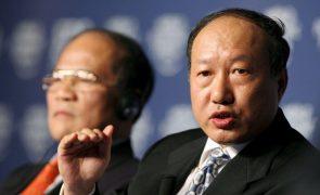 Antigo acionista chinês da TAP propõe plano para liquidar 40% da sua dívida