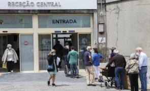 Covid-19: Assistência no SNS recupera níveis pré-pandemia