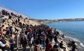 Marrocos investiga origem de boato 'online' de incentivo à migração para Ceuta