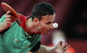 Portugal estreia-se nos Europeus de equipas de ténis de mesa com 3-0 à Turquia