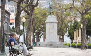 Covid-19: Madeira com 14 novos casos de covid-19 e 111 ativos