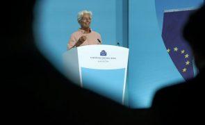 Covid-19: Lagarde diz que processo de recuperação económica é