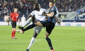 LC: Atalanta vence Young Boys, Zenit consegue maior vitória de sempre