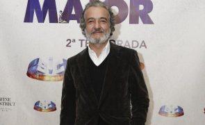 Rogério Samora fica sem salário na SIC