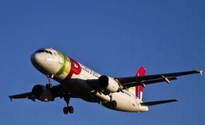 Covid-19: TAP e outras 15 companhias aéreas comprometem-se a reembolsar atempadamente