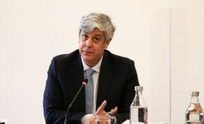 BCE deve manter a monitorização da inflação e estar pronto para agir - Centeno