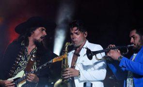 Música de Portugal e Brasil domina um do palcos do Rock in Rio Lisboa 2022