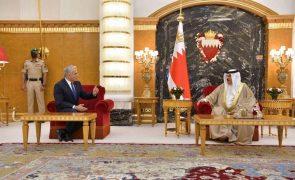 MNE israelita inaugura primeira embaixada de Israel no Bahrein