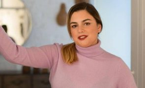 Ana Guiomar irrita-se com mensagens sobre o corpo