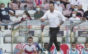 Ricardo Soares quer Gil Vicente a trazer pontos do Estoril para inverter ciclo