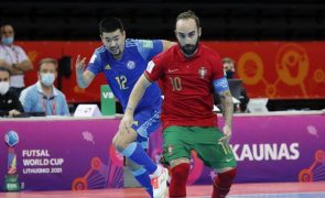 Mundial de Futsal: Ricardinho vai jogar