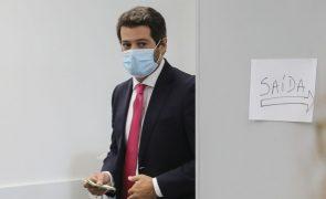 André Ventura anuncia demissão da presidência do Chega para convocar novas eleições