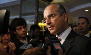 BPP: Despacho para executar pena de prisão a João Rendeiro chega à 1.ª instância