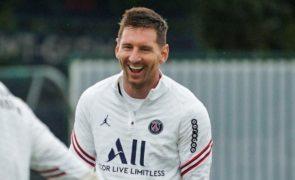 Lionel Messi Hotel em Paris onde futebolista está com a família foi assaltado