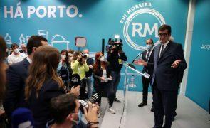 Sem maioria presidente da Câmara do Porto defende