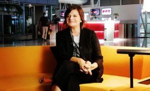 Júlia Pinheiro Apresentadora regressa às manhãs da SIC
