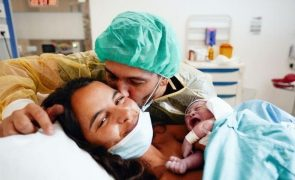 Pedro Teixeira Faz relato emocionante do parto do filho: