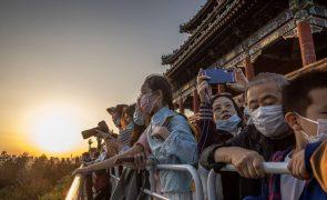 China regista setembro mais quente desde 1961