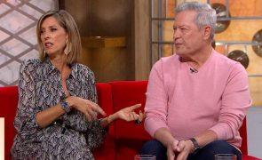 Marco Paulo Tudo em pratos limpos! Cantor e Ana Marques esclarecem rumores de mal-estar