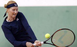 Tenista Alison Van Uytvanck conquista torneio de Nur-Sultan