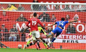 Manchester United consente empate em Old Trafford frente ao Everton