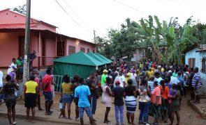 Covid-19: Mais uma morte e 27 novas infeções em São Tomé e Príncipe