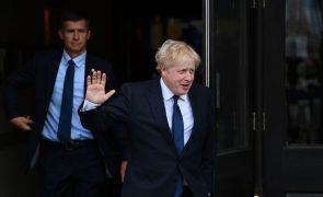 Boris Johnson garante