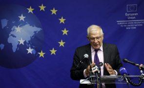 Chefe da diplomacia da UE apela a cessar-fogo no Iémen dizendo não haver solução militar
