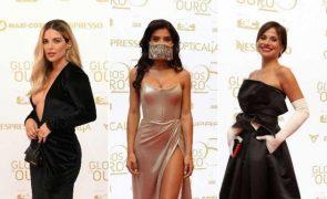 Veja os melhores looks dos Globos de Ouro