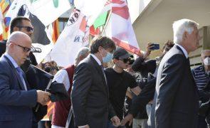 Tribunal italiano adia decisão sobre extradição de Puigdemont para Espanha