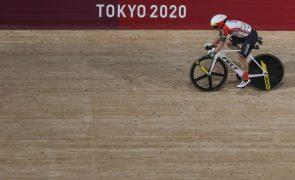 Cinco portugueses chamados ao Europeu de ciclismo de pista