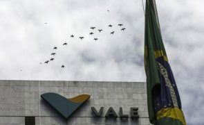 Mineradora Vale suspende operação de polémica mina de níquel no Brasil
