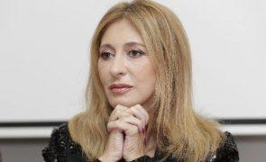 Judite Sousa está apaixonada e vive romance com professor catedrático