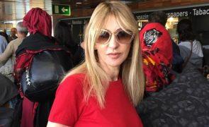 Judite Sousa regressa à televisão pela porta da CNN Portugal