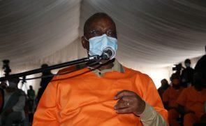 Moçambique/Dívidas: Juiz acusa antigo diretor da secreta de mentir durante julgamento