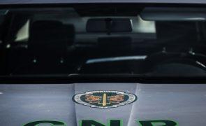 Autocarro de passageiros despista-se em Colares mas sem causar feridos - GNR