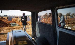 Covid-19: África regista 315 mortes e 7.866 infetados nas últimas 24 horas