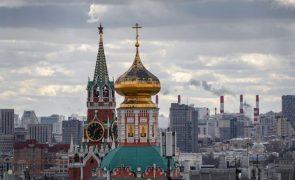 Kremlin garante que Rússia nada tem a ver com a crise do gás na Europa