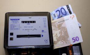 Preço da eletricidade sobe para novo máximo no mercado grossista