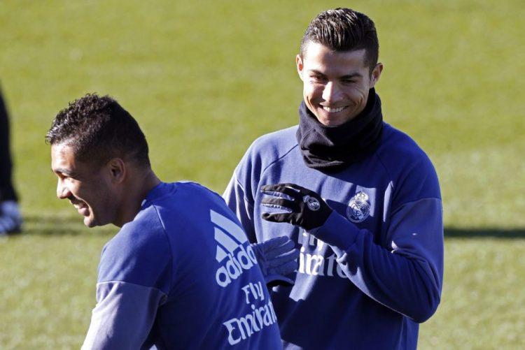 Zidane volta a 'dar descanso' a Cristiano Ronaldo na Taça do Rei