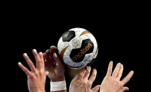 Seleção portuguesa de andebol feminino perde na Hungria 34-24 rumo ao Euro2022