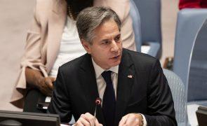 Estados Unidos instam China a cessar