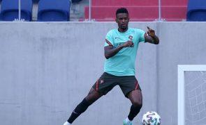 Mundial2022: Nélson Semedo poderá ser a novidade no treino de Portugal