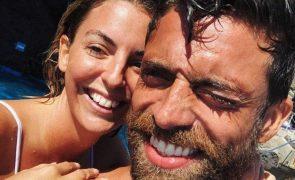 Jessica Athayde e Diogo Amaral novamente juntos a